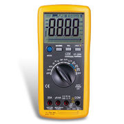 China Digital Multimeter with Analog Bargraph, Available in Auto-ranging Function