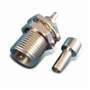RF Connector Plug Crimp from Taiwan