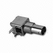Metalized BNC Coaxial Plug/Jack from Taiwan