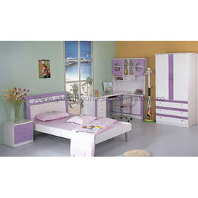 2013 top end wooden children's bed set Manufacturer