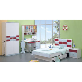 Lovely Design Children's Bedroom Furniture Manufacturer