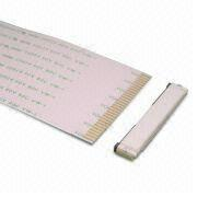UL2896/20624 Flexible Flat Ribbon Cables, Available in White