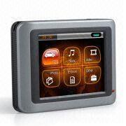 China Portable GPS with 3.5-inch TFT Touch Panel and Built-in Patch Antenna