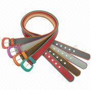 Womens' Leather Belts Manufacturer