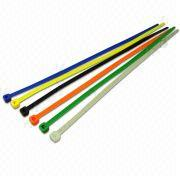Nylon Cable Tie, Available in Various Sizes and Colors