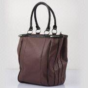Synthetic Leather Shoulder Bag from China (mainland)