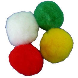 Pom Poms, Many Colors and Sizes Available