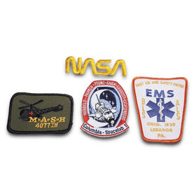 China Embroidered Patches