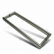 SS304 Ladder Handle with Finished SS Finish, Made of SS304 from Door & Window Hardware Co