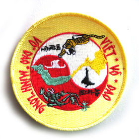 China Embroidered Patch