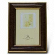 Plastic Photo Frame, Available in Various Sizes and Colors