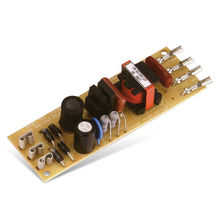 LED Driver with 95 to 264V AC Input Voltage and Over Voltage Protection