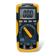 China Digital Multimeter with Double Moulds