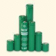 NiMH Rechargeable Battery from Hong Kong SAR