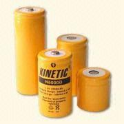NiCD Battery from Hong Kong SAR