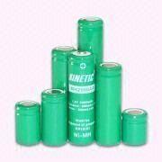 NiMH Battery from Hong Kong SAR