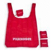 China Polyester Foldable Shopping Bag
