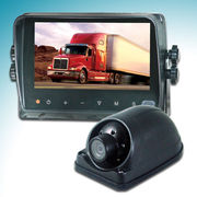 7-inch Car Night Vision Camera System with Digital Touch Buttons, Monitor and Side View Camera from STONKAM CO.,LTD