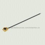 RF Coaxial Connector and 0.81mm Cable Assembly with IPEX (2.0H) to Strip&Tin