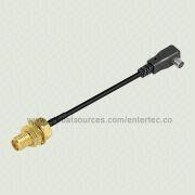 RF Coaxial Connector and LMR-100A Cable Assembly from Taiwan