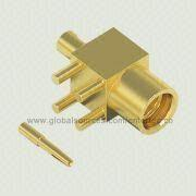 Coaxial RF Connector from Taiwan