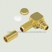 Coaxial Quick-Connect RF Connector with MMCX M R/A R/P Plug for 1.13mm
