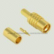 Coaxial RF Connector Assembly from Taiwan
