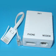 DSL Splitter, Suitable for ADSL Modems and Routers