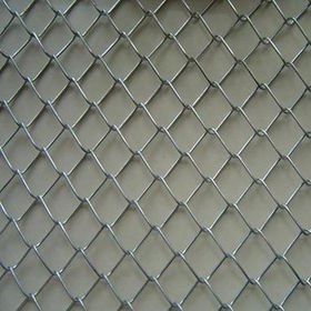 Galvanized China Link Fence Manufacturer