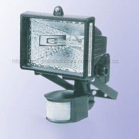 Halogen Lighting/Lamp with PIR Sensor
