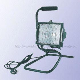 China Iluminación portátil/lámpara del halógeno con el poder de 500W
