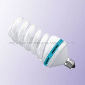 China Spiral Energy Saving Lamp with Rating of 105W