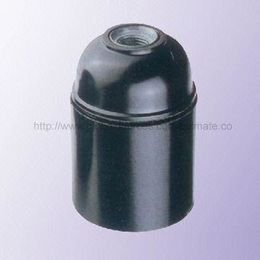 E27 Bakelite/Phenolic Lamp Holder/Socket from China (mainland)