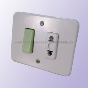 American Type Wall Switch/Wall Socket from China (mainland)