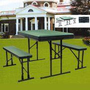 China Sports Table & Bench Set