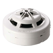 Combination Smoke and Heat Detector from Taiwan