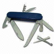 Multifunction Pocket Knife from Hong Kong SAR
