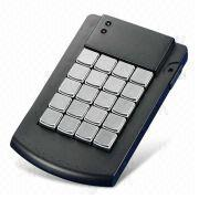 Programmable POS Keyboard with USB Interface, Supports Plug-and-play Function