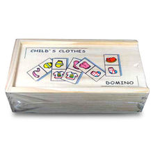 Domino Game Set Manufacturer