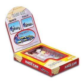 DIY Race Car Toy and Set from China (mainland)