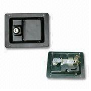 Paddle Handle Lock/Generator Latch/Cabinet Lock, Used for Various Container and Truck Tool Boxes