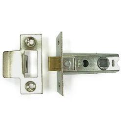 Tubular Door Latch with Brass-plated Finish from Kin Kei Hardware Industries Ltd