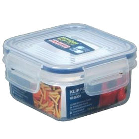 300mL Klip Fresh Square Food Storage Container from Taiwan