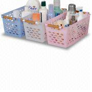 Plastic Office Organizer, Available in Assorted Sizes