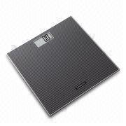 China Bathroom Scale with Four High Precision Sensors, Measures 300 x 300 x 21mm