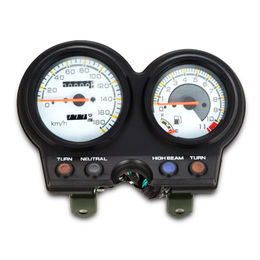 China Speedometer with 12V DC Working Voltage, OEM Orders are Welcome
