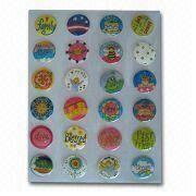 Epoxy Stickers from China (mainland)
