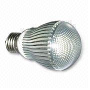 LED Bulb, Truly Green Lighting without Ultraviolet Radiation and Infrared in Spectrum