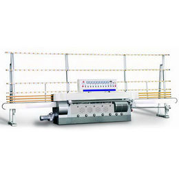 Glass Straight-line Pencil Edging Machine with 13.6kW Installation Power and 0.54 to 5m/min Speed