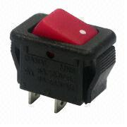 Rocker Switch from Taiwan